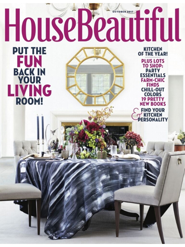 Windsor Smith Home in Top Editorial Magazines